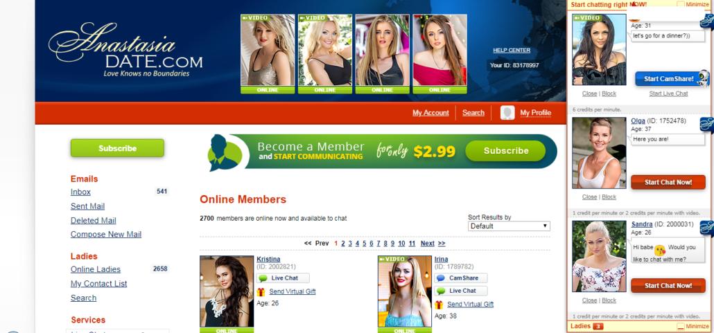 vandaag gratis dating site in de VS