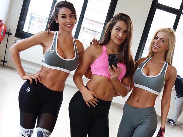 Girl gym citydays.ro